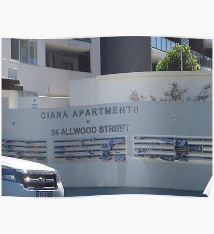 Ciana Apartments Poster
