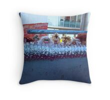 Wahine Whisperers part 2 Throw Pillow