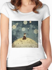 Endless opportunities  Women's Fitted Scoop T-Shirt