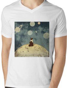 Endless opportunities  Mens V-Neck T-Shirt
