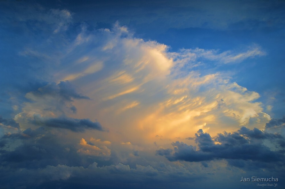 Beautiful Clouds ! by Jan Siemucha