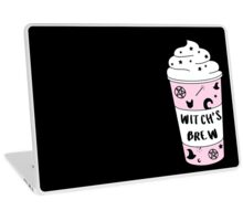 Witch's Brew Coffee ♥ Trendy/Hipster/Tumblr Meme Laptop Skin