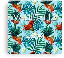 Vault 112 Canvas Print