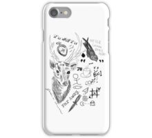 louis tomlinson tattoo set #1 iPhone Case/Skin