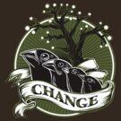 Darwin's Finches by Kari Fry