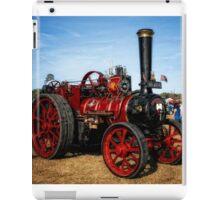 Resting Traction, Henham iPad Case/Skin