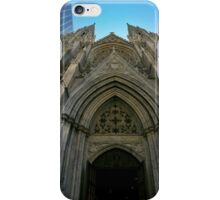 St. Patrick's Cathedral iPhone Case/Skin