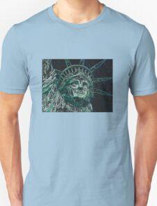 Amazing Statue of Liberty Unisex T-Shirt