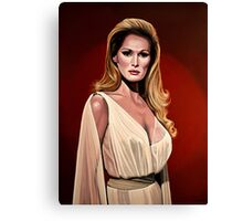 Ursula Andress painting 2 Canvas Print