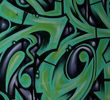 Green Fizz by Sarah Ireton