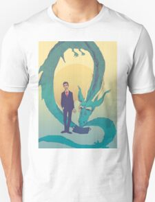 Me  and  the  dragon! T-Shirt