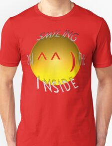 Smiling on the Inside T-Shirt