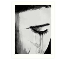 weep Art Print