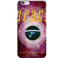 Star Trek - Space: The Final Frontier iPhone Case/Skin