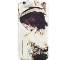 Ten Six Mad Hatter iPhone Case/Skin
