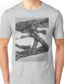 Funky Saurolophus Unisex T-Shirt