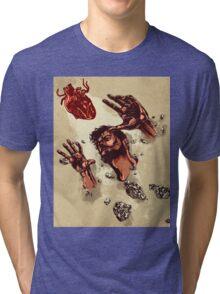 Where the heart is Tri-blend T-Shirt