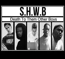 Seshollowaterboyz (SHWB) N.W.A.  by zanecoco