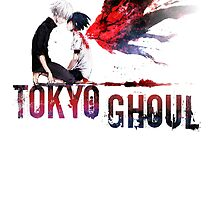 tokyo ghoul couple by tylerlions777