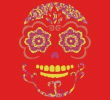 Skull  One Piece - Long Sleeve