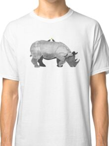 Rhino Love 2 Classic T-Shirt