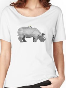 Rhino Love 2 Women's Relaxed Fit T-Shirt