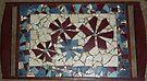 Mosaic Tray by Redviolin