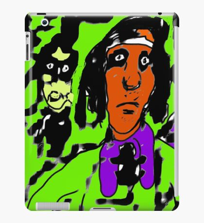 Let's See  iPad Case/Skin