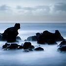 Misty Ocean by Zach Pezzillo