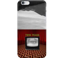 Twin Peaks Red Room iPhone Case/Skin