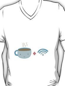 Coffee and Wifi T-Shirt