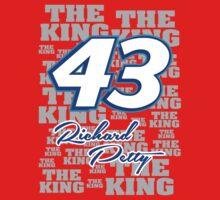 Richard Petty One Piece - Short Sleeve