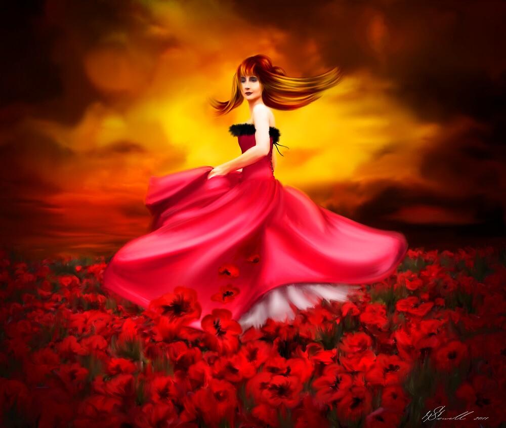 Lady Poppy by Svetlana Sewell
