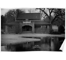 Riverside Park Villa Poster
