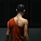 The Monk by byronbackyard