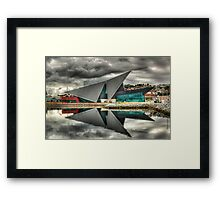 Albany Entertainment Centre Reflection Framed Print
