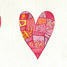 Three hearts by vimasi