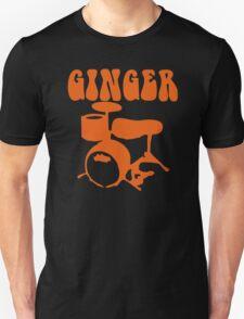 Cream Ginger Baker Cream Eric Clapton Jack Bruce T-Shirt