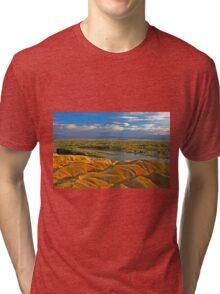 Rainbow Beach Tri-blend T-Shirt