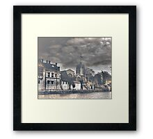 Maidstone (All Saints and the Arch Bishops Palace) Framed Print
