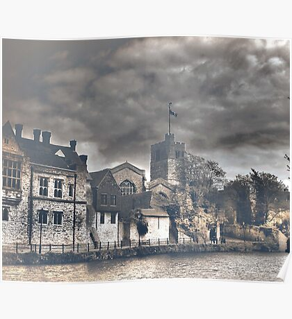 Maidstone (All Saints and the Arch Bishops Palace) Poster