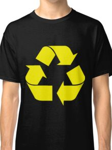 Recycle The Yellow Classic T-Shirt