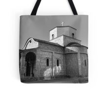 Church of Holy Mary Tote Bag