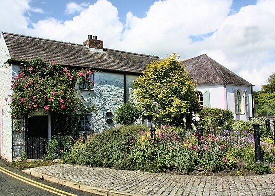 Cottage Garden by Julesrules