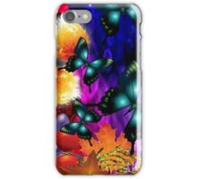 Butterfly Hearts iPhone Case/Skin