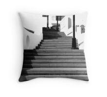 Marina Steps Throw Pillow