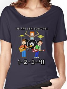 WE ARE SEX BOB-OMB! 8-BIT - Scott Pilgrim Women's Relaxed Fit T-Shirt