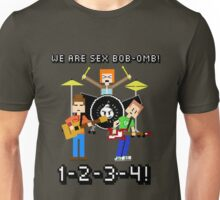 WE ARE SEX BOB-OMB! 8-BIT - Scott Pilgrim Unisex T-Shirt