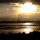 Dublin Bay by Marcin Roger