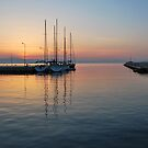 quiet before dawn  by dinghysailor1